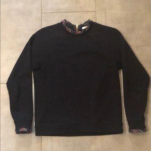 J.  Crew Factory sweater/sweatshirt